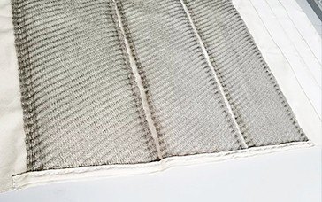 蜡布打磨布设计特点