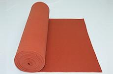 SIP-HS-12高强度硅橡胶海绵(铁锈红)