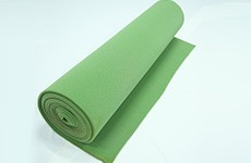 SIP-HS-25 高强度硅橡胶海绵(绿色)