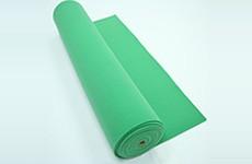 SIP-HS-35 高强度硅橡胶海绵(绿色)